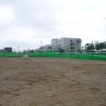 スポーツネット(防球ネット)工事6